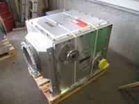 FW-600M-H-A exhaustgas heatexchanger packaged on a EURO-Palette